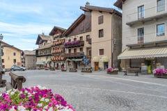 Cogne Valle στο d'Aosta, Ιταλία στοκ εικόνες