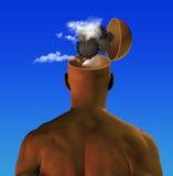 Cognición Imagenes de archivo