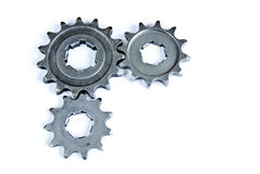 Cogs Royalty Free Stock Photo