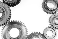 Cogs Royalty Free Stock Photography