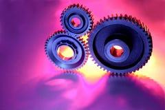cogs 3 стоковые изображения