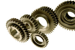 Cogs Royalty Free Stock Images