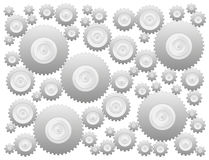 Cogs Gear Wheels Royalty Free Stock Photography