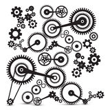 Cogs, Gears. Royalty Free Stock Photo