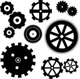 Cogs and Gears Stock Photo