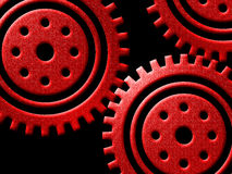 Free Cogs Illustration Royalty Free Stock Image - 3698616