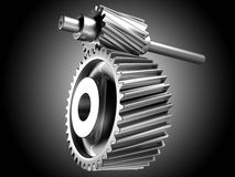Cogs working together. Stock Photography