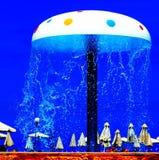 Cogumelo da água Imagens de Stock