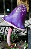 Cogumelo #1 da avenida de Michigan imagens de stock royalty free