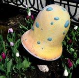 Cogumelo #3 da avenida de Michigan fotos de stock royalty free