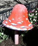 Cogumelo #7 da avenida de Michigan foto de stock royalty free