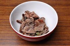 Cogumelos das orelhas Fotos de Stock Royalty Free