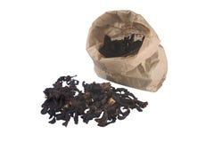 Cogumelos secados Fotos de Stock Royalty Free