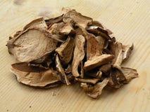 Cogumelos secados Imagens de Stock Royalty Free