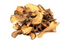 Cogumelos secados do porcini Imagens de Stock Royalty Free