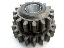 Cogwheel Royalty Free Stock Photo
