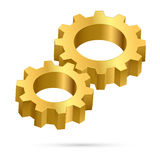 Cogwheel Royalty Free Stock Photography