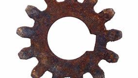 Cogwheel απόθεμα βίντεο