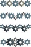 cogwheel illustrazione di stock
