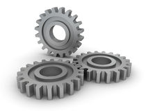 Cogwheel Royalty Free Stock Images