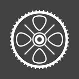 cogwheel illustrazione vettoriale