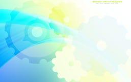 Cogwheel background Stock Photography