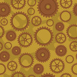 Cogwheel background Stock Photography