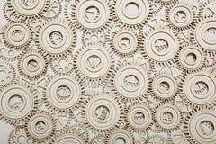 Cogwheel background Stock Photo