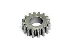 Cogwheel isolated royalty free stock images