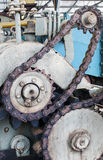 Cogwheel of old Industry Royalty Free Stock Image