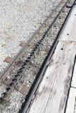 Cogwheel railway Stock Photo