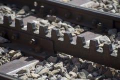 Cogwheel railway Royalty Free Stock Photo