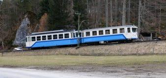 Cogwheel train in motion Royalty Free Stock Image