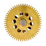 Cogwheel on white background Stock Images