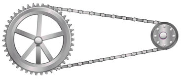 A cogwheel Stock Photos