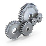 cogwheelkugghjul vektor illustrationer