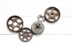cogwheels βιομηχανικά Στοκ Φωτογραφία