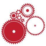 cogwheels различные стоковые фото
