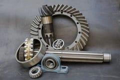 cogwheels Стоковое Изображение RF