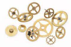 cogwheels 11 старые Стоковые Фото