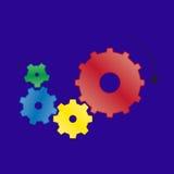 cogwheels Стоковые Изображения RF