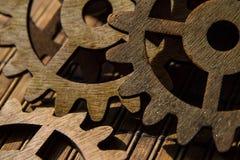 cogwheels foto de archivo libre de regalías