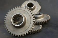 cogwheels fotografering för bildbyråer