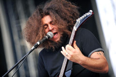 Coheed and Cambria Stock Photo