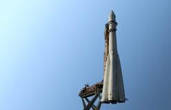 cohete   Foto de archivo