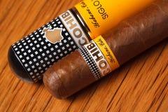 Cohiba cigar. Stock Photography