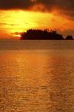 Coiba island Royalty Free Stock Photos