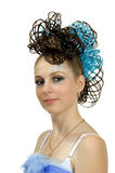 Coiffure 12 w.b Stock Photos