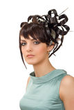 Coiffure  2 b Royalty Free Stock Photography