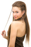 coiffure Photos stock